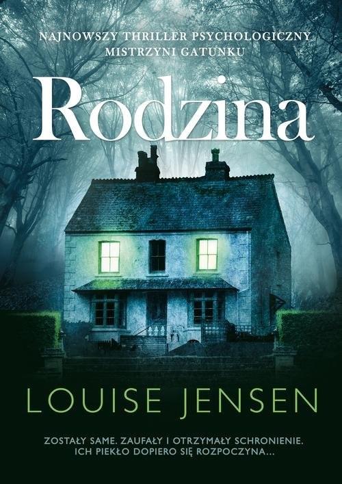 okładka Rodzina, Książka | Jensen Louise