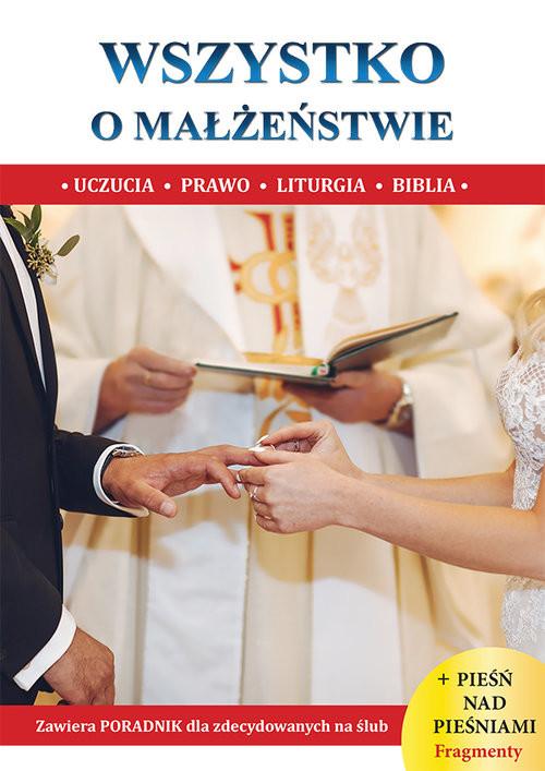 okładka Wszystko o małżeństwie, Książka | Wacław Stefan Borek