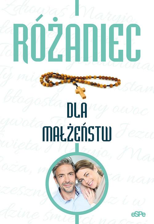 okładka Różaniec dla małżeństw, Książka | Litwinko Emilia