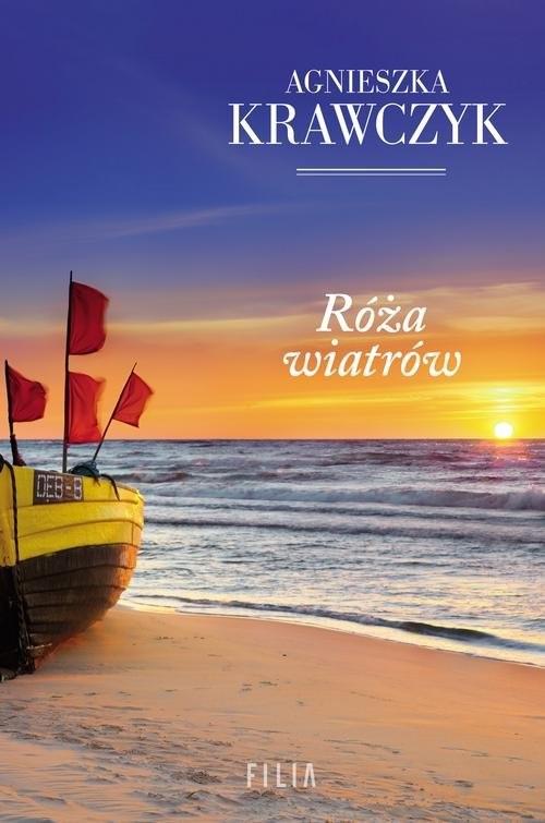 okładka Przylądek wichrów Róża wiatrówksiążka |  | Krawczyk Agnieszka