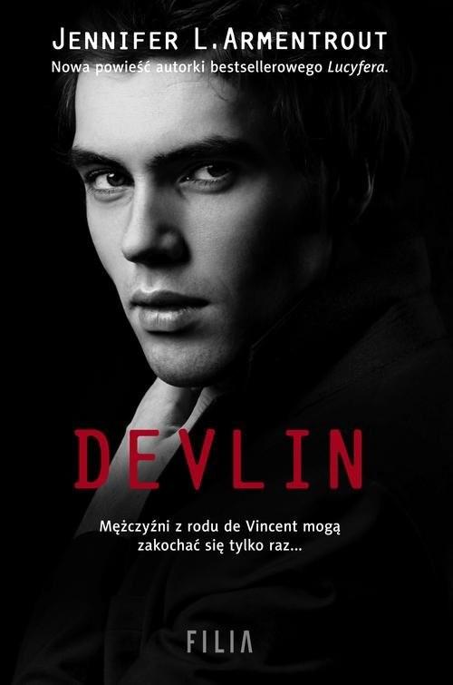 okładka Devlin Tom 3 de Vincent, Książka | Jennifer L. Armentrout