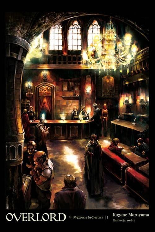 okładka Overlord 6 Mężowie królestwa 1książka |  | Maruyama Kugane
