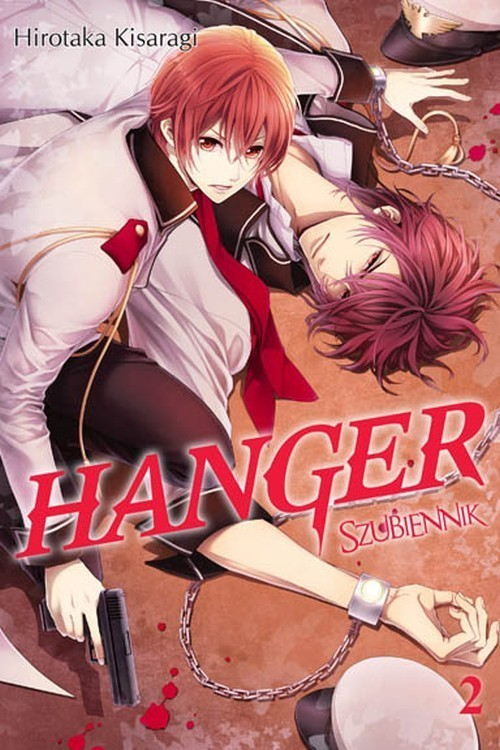 okładka Hanger: Szubiennik 2, Książka | Kisaragi Hirotaka