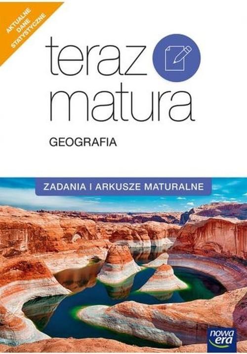 okładka Teraz matura 2020 Geografia Zadania i arkusze maturalne Poziom rozszerzony Aktualne dane statystyczne, Książka | Feliniak Violetta