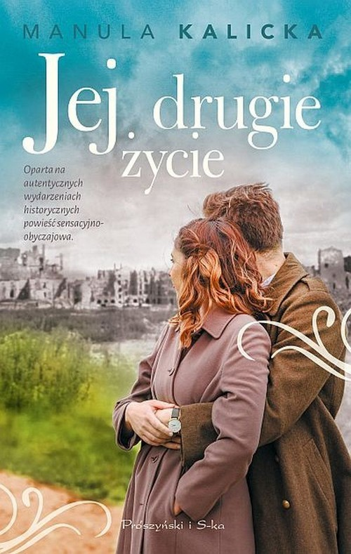 okładka Jej drugie życie, Książka   Manula Kalicka