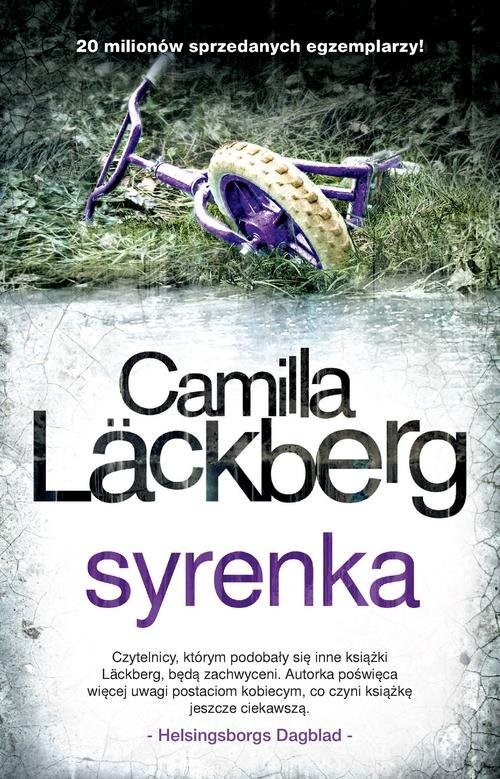 okładka Syrenka Saga Fjällbacka 6książka      Camilla Läckberg