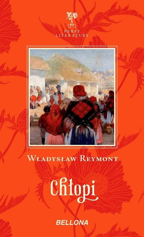 okładka Chlopi Tom 1- 2książka      Władysław Reymont