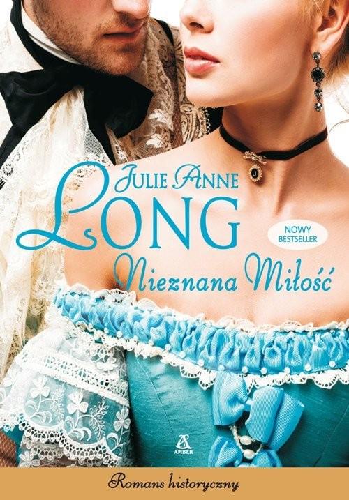 okładka Nieznana miłość, Książka | Anne Long Julie