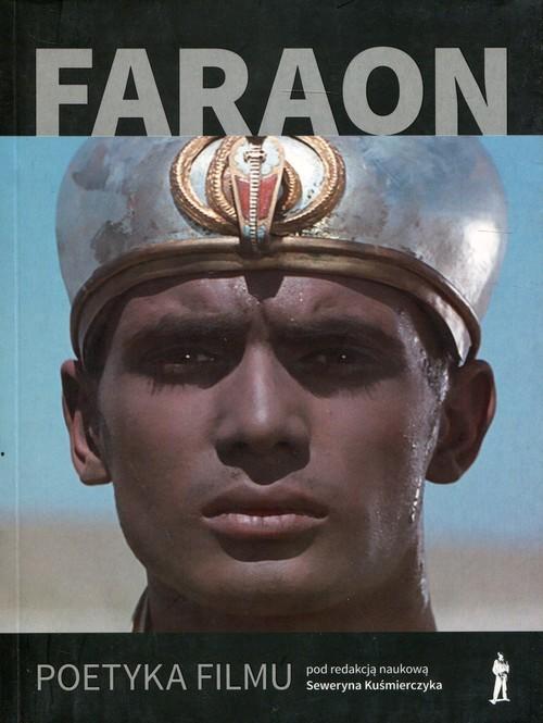 okładka Faraon Poetyka filmuksiążka     
