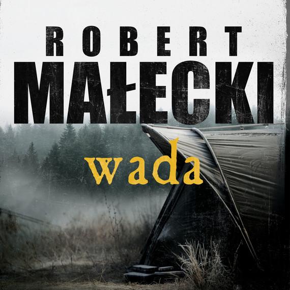 okładka Wadaaudiobook | MP3 | Robert Małecki