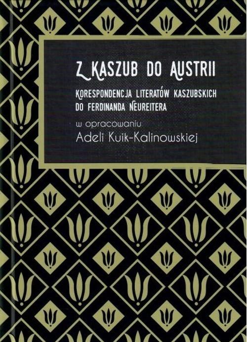 okładka Z Kaszub do Austrii, Książka |