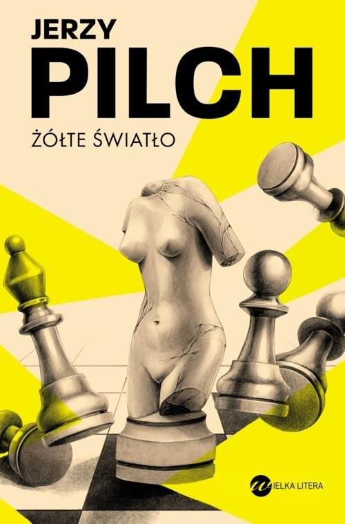 okładka Żółte światło, Książka | Jerzy Pilch