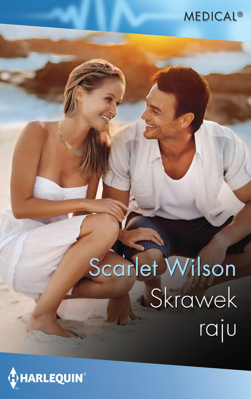 okładka Skrawek raju, Książka | Wilson Scarlet