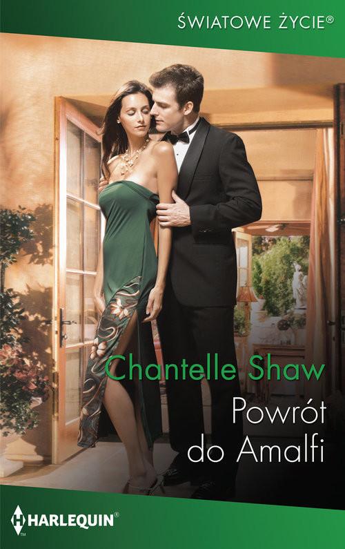 okładka Powrót do Amalfi, Książka | Shaw Chantelle