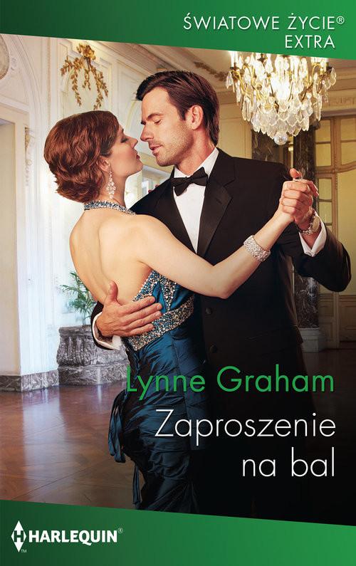 okładka Zaproszenie na bal, Książka | Lynne Graham