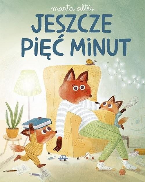 okładka Jeszcze pięć minut, Książka | Altes Marta