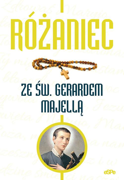 okładka Różaniec ze św. Gerardem Majellą, Książka | Kedzierska-Zaporowska Magdalena