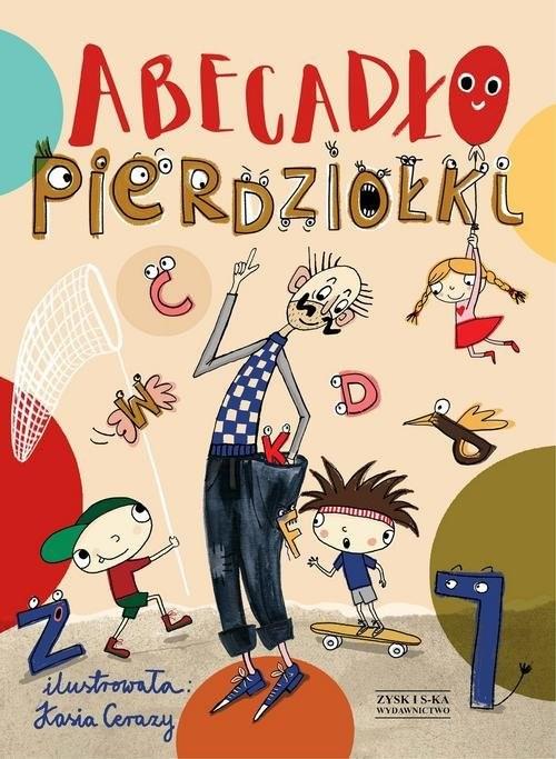 okładka Abecadło Pierdziołkiksiążka      Opracowanie zbiorowe
