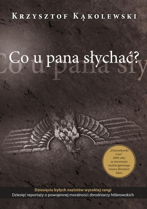 okładka Co u pana słychać?, Książka | Krzysztof Kąkolewski