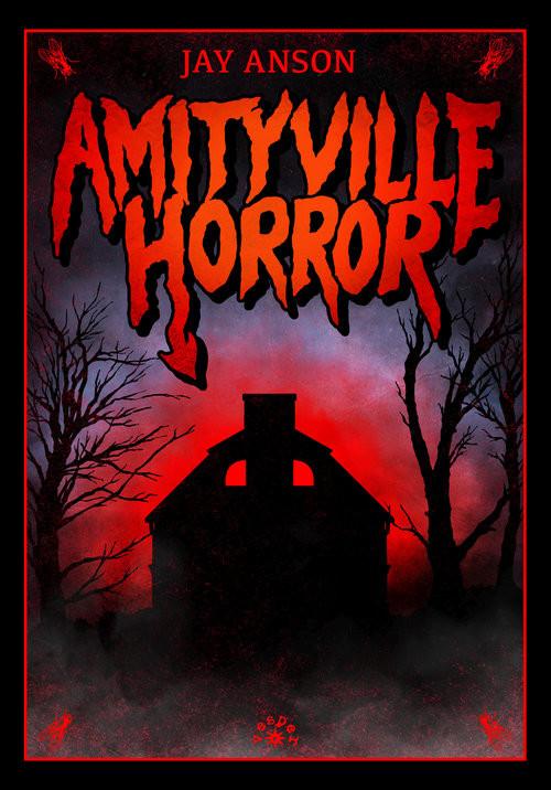 okładka Amityville Horror, Książka | Anson Jay