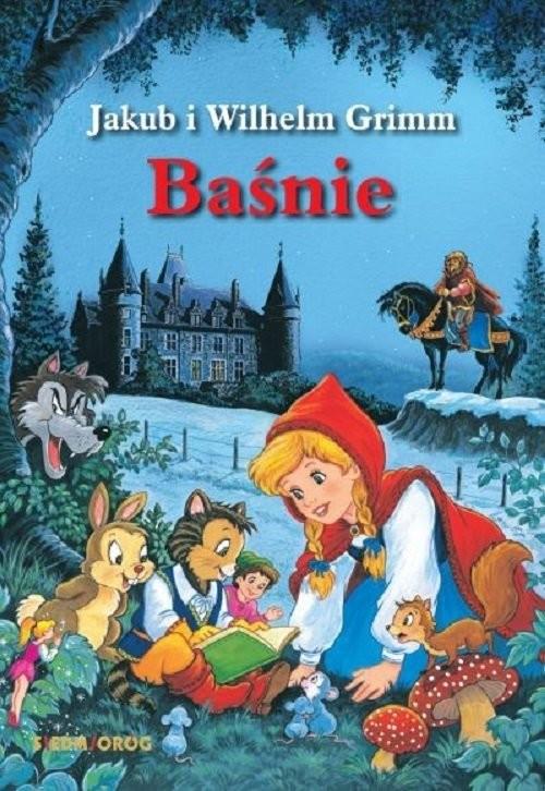 okładka Baśnie J. i W. (2011 klasyka światowa)książka |  | Jakub Grimm, Wilhelm Grimm
