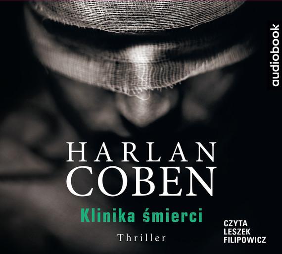 okładka KLINIKA ŚMIERCI, Audiobook   Harlan Coben