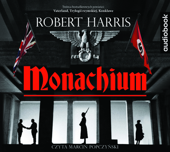 okładka MONACHIUM, Audiobook | Robert Harris