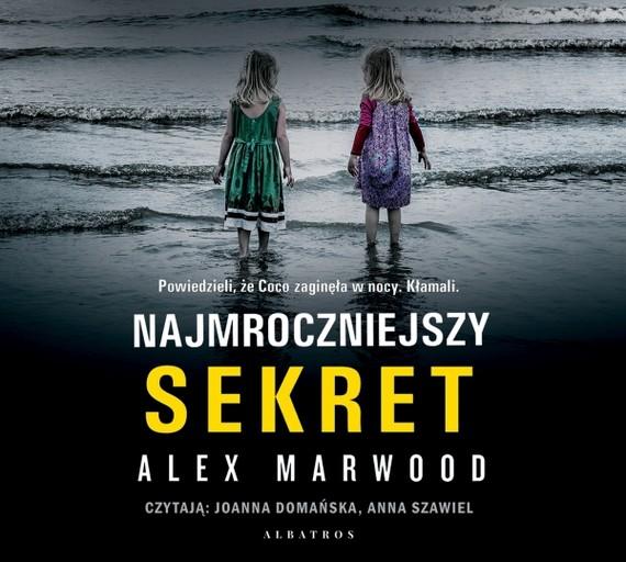 okładka NAJMROCZNIEJSZY SEKRET, Audiobook | Alex Marwood