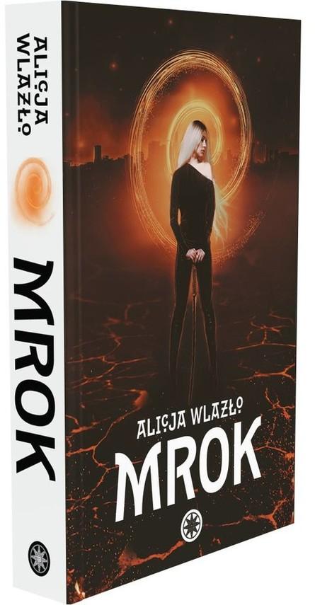 okładka Mrok, Książka | Wlazło Alicja