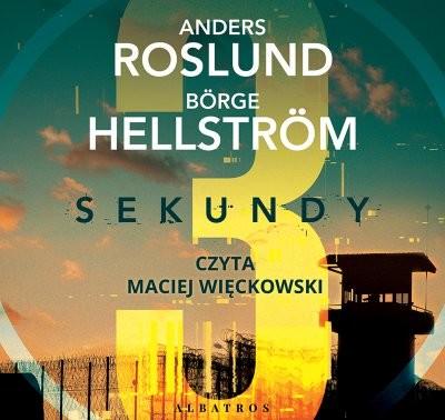 okładka TRZY SEKUNDY, Audiobook   Anders Roslund, Börge Hellström