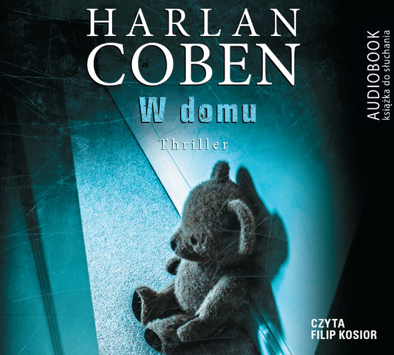 okładka W DOMUaudiobook | MP3 | Harlan Coben
