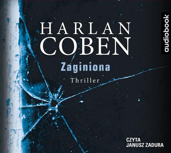okładka ZAGINIONAaudiobook | MP3 | Harlan Coben