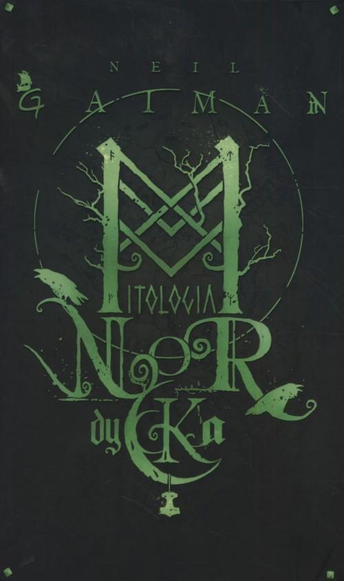 okładka Mitologia nordyckaksiążka      Neil Gaiman