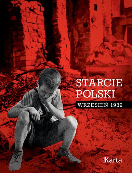 okładka Starcie Polski Wrzesień 1939, Książka |