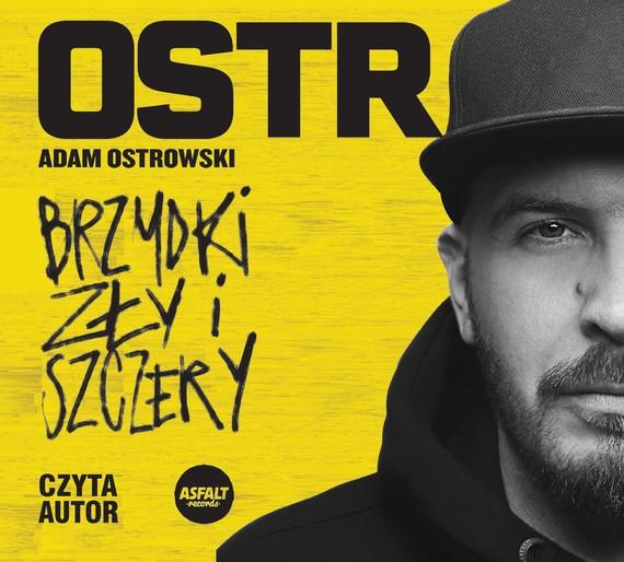 okładka Brzydki, zły i szczery, Audiobook | Adam Ostrowski
