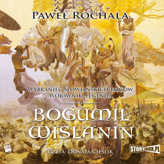 okładka Bogumil Wislaninaudiobook   MP3   Paweł Rochala
