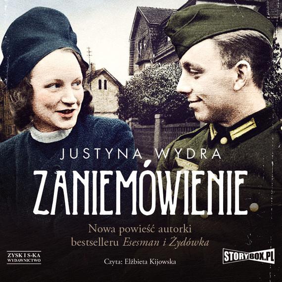 okładka Zaniemówienie, Audiobook   Justyna Wydra