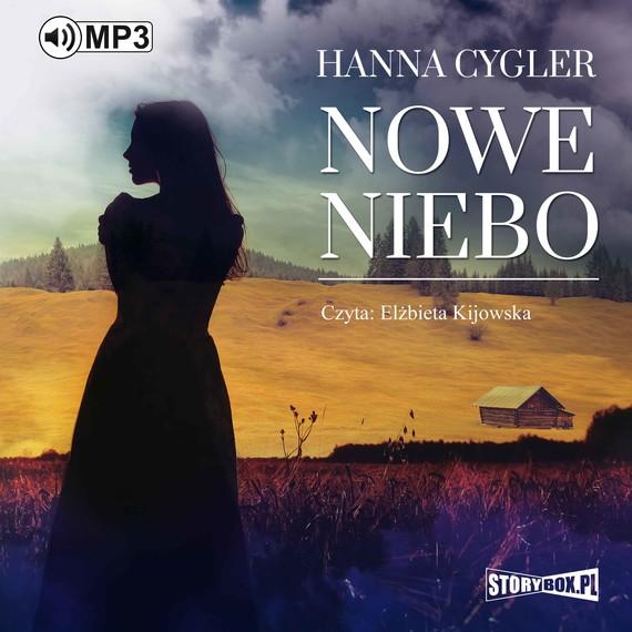 okładka Nowe niebo, Audiobook | Hanna Cygler