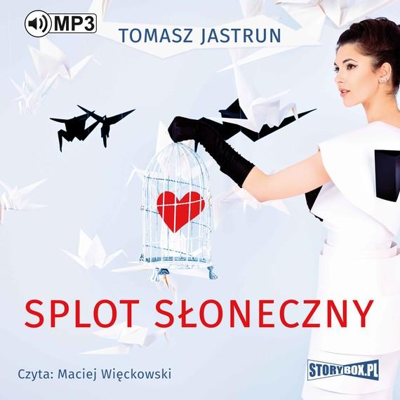 okładka Splot słoneczny, Audiobook   Tomasz Jastrun