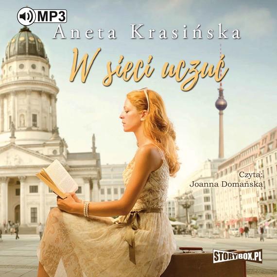 okładka W sieci uczuć, Audiobook   Aneta Krasińska