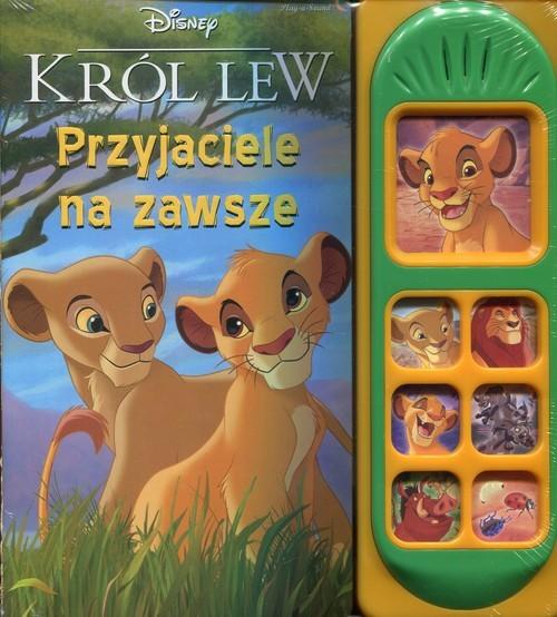 okładka Disney Król Lew Przyjaciele na zawszeksiążka |  |