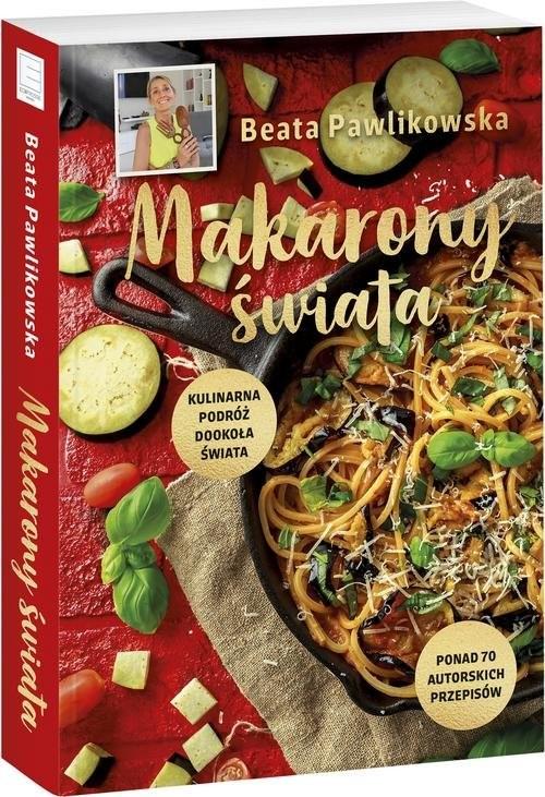okładka Makarony świata, Książka | Pawlikowska Beata