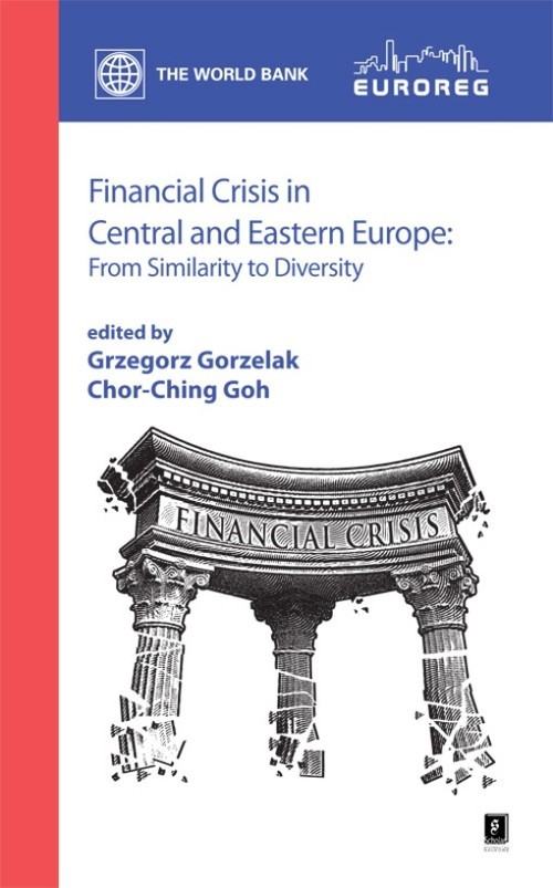 okładka Financial Crisis in Central and Eastern Europe, Książka |