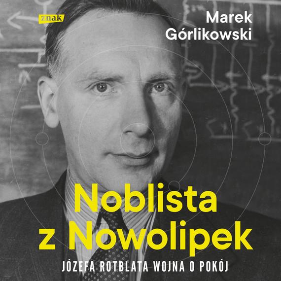 okładka Noblista z Nowolipekaudiobook   MP3   Marek Górlikowski