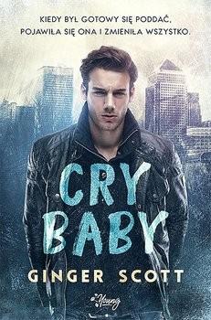 okładka Cry baby, Książka | Scott Ginger