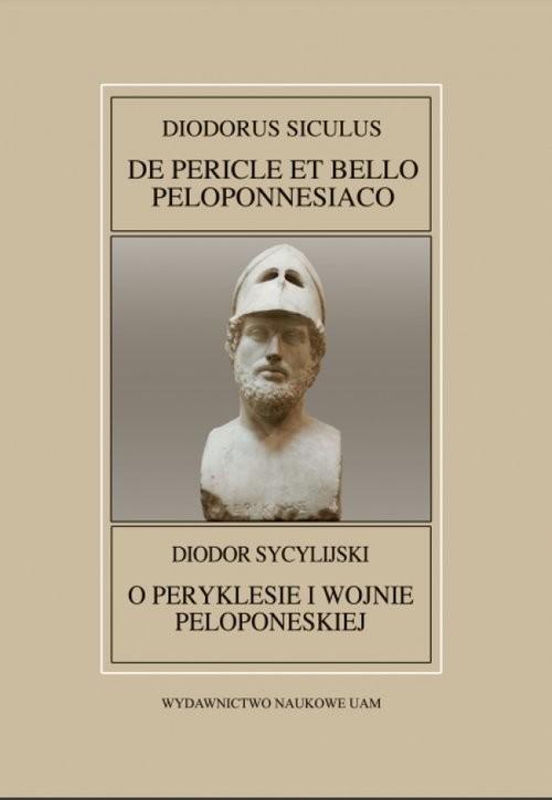 okładka Fontes Historiae Antiquae XLI: Diodorus Siculus, De Pericle et bello Peloponnesiaco /Diodor Sycylijs, Książka |