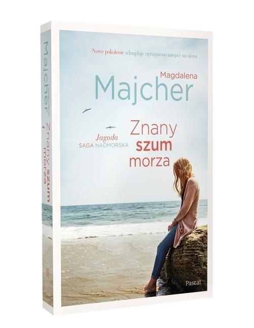okładka Znany szum morza. Saga nadmorska, Książka | Majcher Magdalena