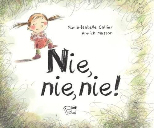 okładka Nie nie nie!, Książka  