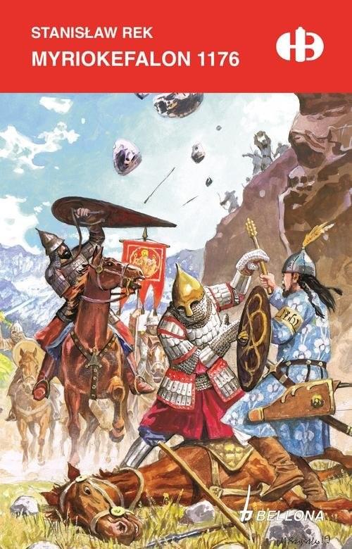 okładka Myriokefalon 1176, Książka | Rek Stanisław