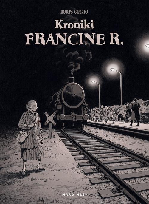 okładka Kroniki Francine R., Książka | Golzio Boris